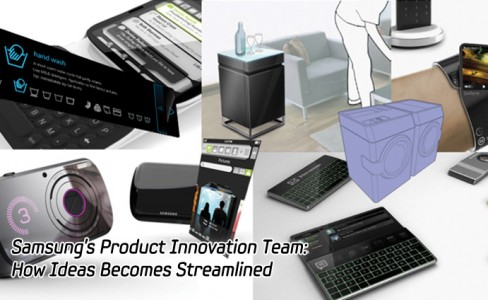 Samsung's Product Innovation-MAIN