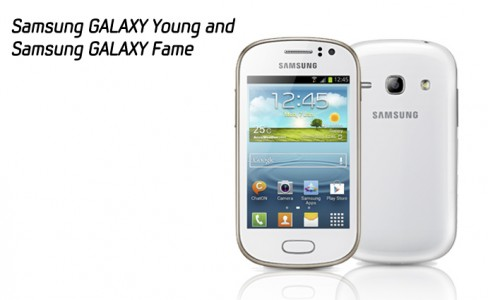 Samsung GALAXY Young and Samsung GALAXY Fame