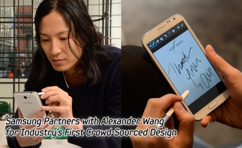 Samsung Partners with Alexander Wang-main