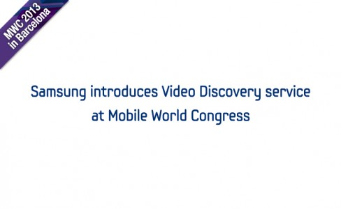 Samsung introduces TV Discovery service at Mobile World Congress_m