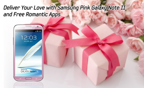 pink galaxy note2