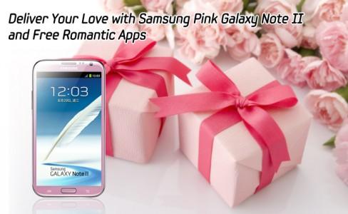 pink galaxy note2