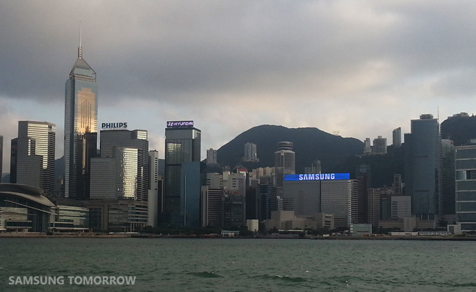 the next galaxy at Hong Kong image