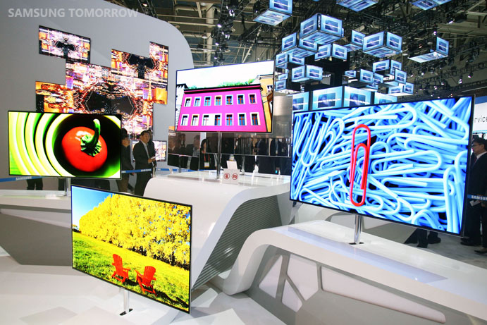 Samsung's OLED TV Obtained World's First Picture Quality Validation Certificate_1