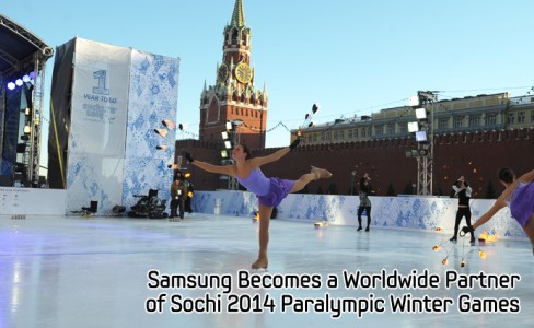 Samsung Becomes a Worldwide Partner of Sochi 2014 Paralympic Winter Games_m