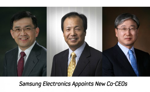 Samsung Electronics Appoints New Co-CEOs_m