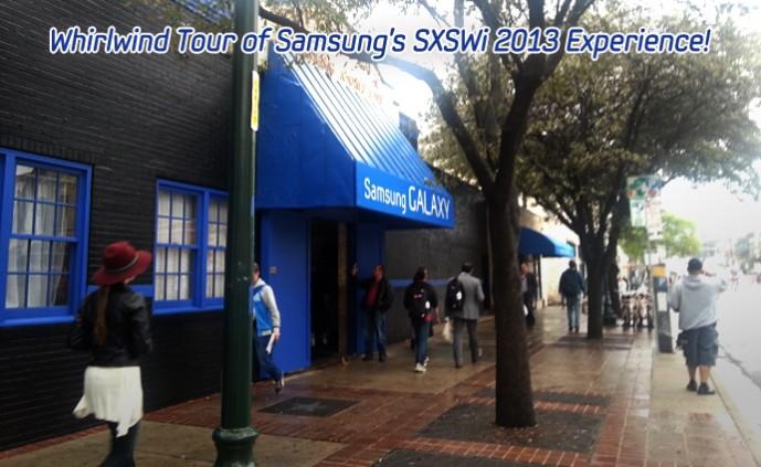 SXSWi 2013 samsung part 2