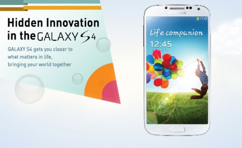 What You May Not Know About GALAXY S4 Innovative Technology