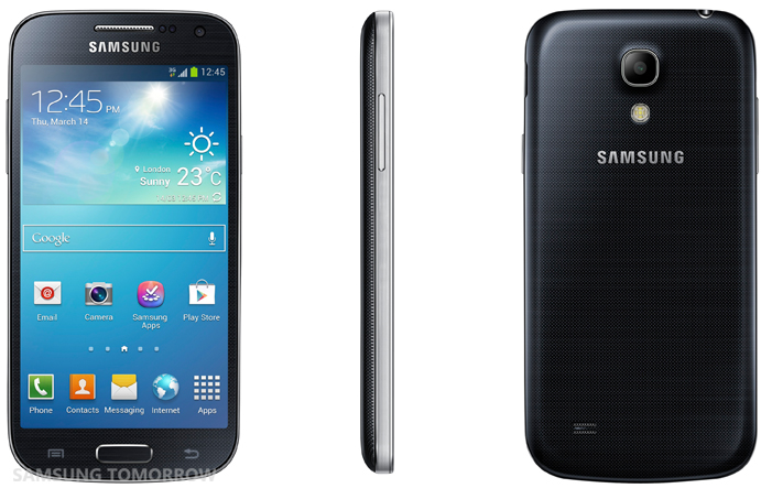 GALAXY S4 mini Black Mist