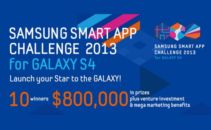 Samsung Launches 'Samsung Smart App Challenge 2013_main
