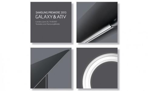 A Special Invitation to Samsung Premiere 2013 GALAXY & ATIV