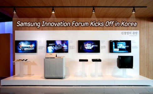 Samsung Innovation Forum Kicks Off in Korea