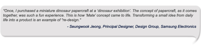 Seungwook Jeong on Re-design
