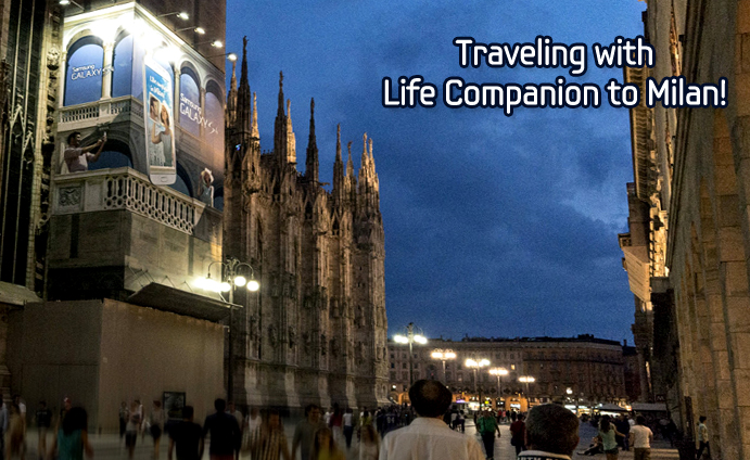 Traveling with Life