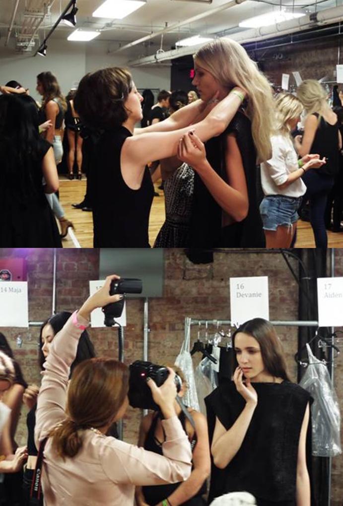 New York Fashion Week Spring 2014' - 3