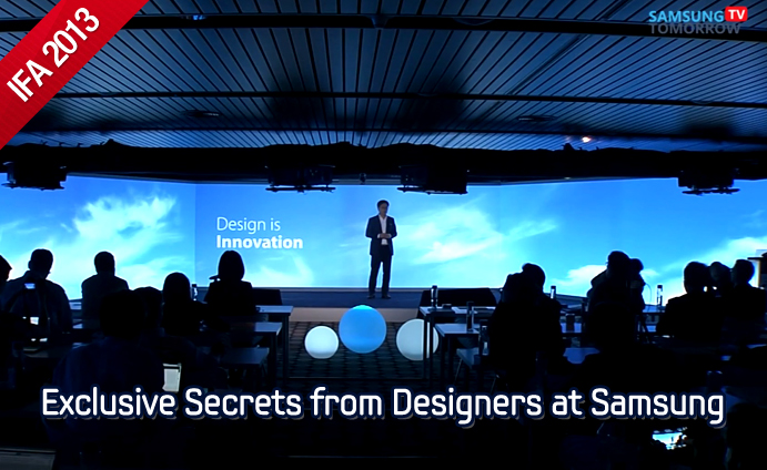 Exclusive Secrets from Designers at Samsung
