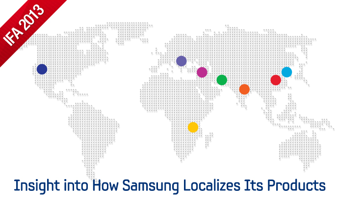 Insight into How Samsung Localizes Its Products2