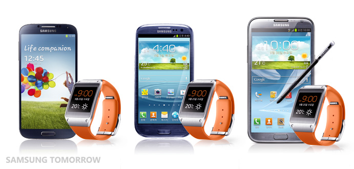 Samsung Extends Galaxy Gear Compatibility To Galaxy S Iii
