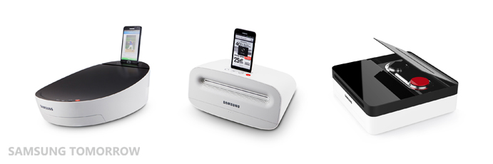 Samsung Printers_Concept printers