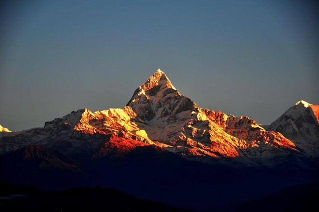 Beautiful Scnenery at the Himalayas_01