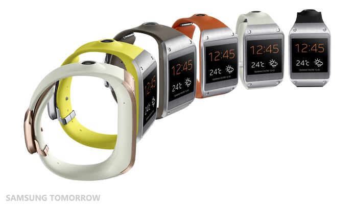 Galaxy Gear image
