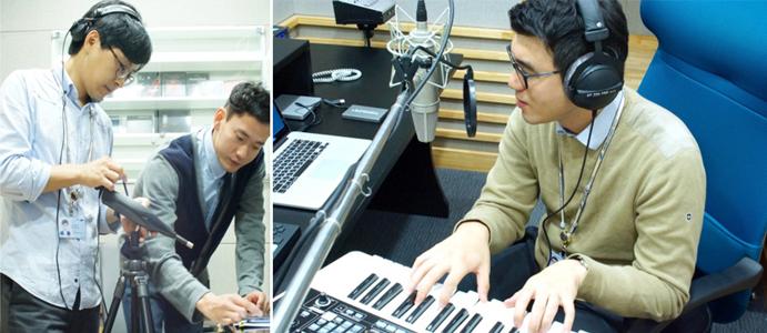 Sound Designer at Sound Lab