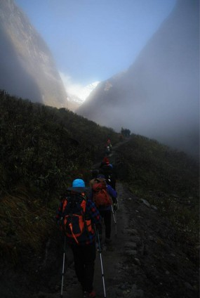 The high altitude of the Himalayas_05