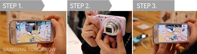 Galaxy S4 Zoom manual focus