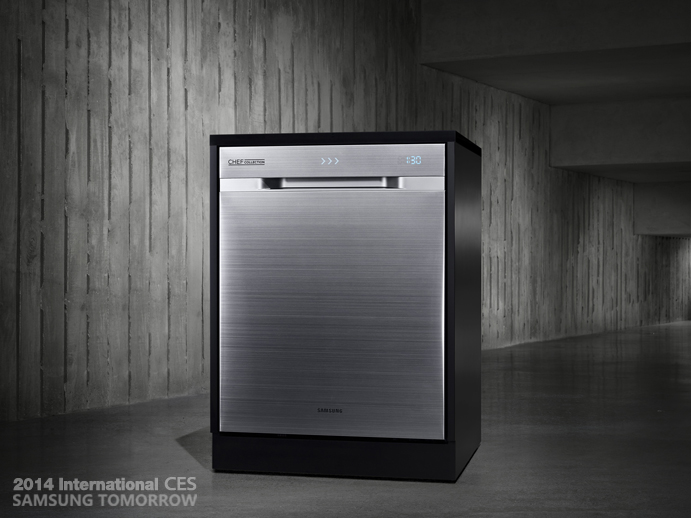 Samsung's latest dishwasher (model: DW80H9970)