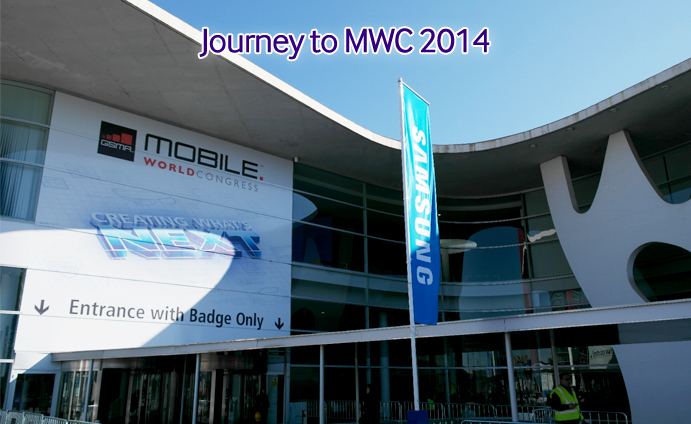 Journey to MWC 2014