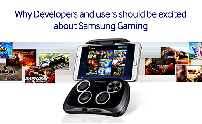 Why Developers and users should be excited about Samsung Gaming