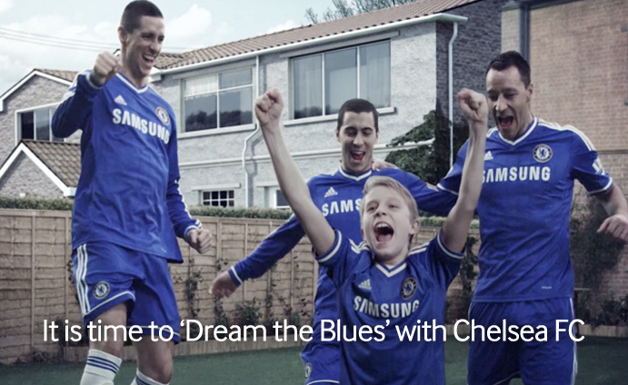 It is time to 'Dream the Blues' with Chelsea FC