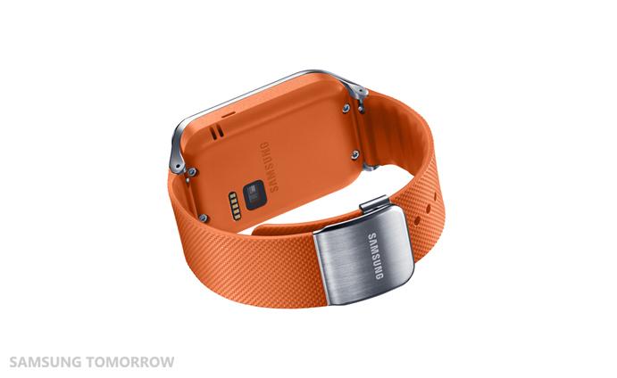 Gear 2 -Dynamic Orange