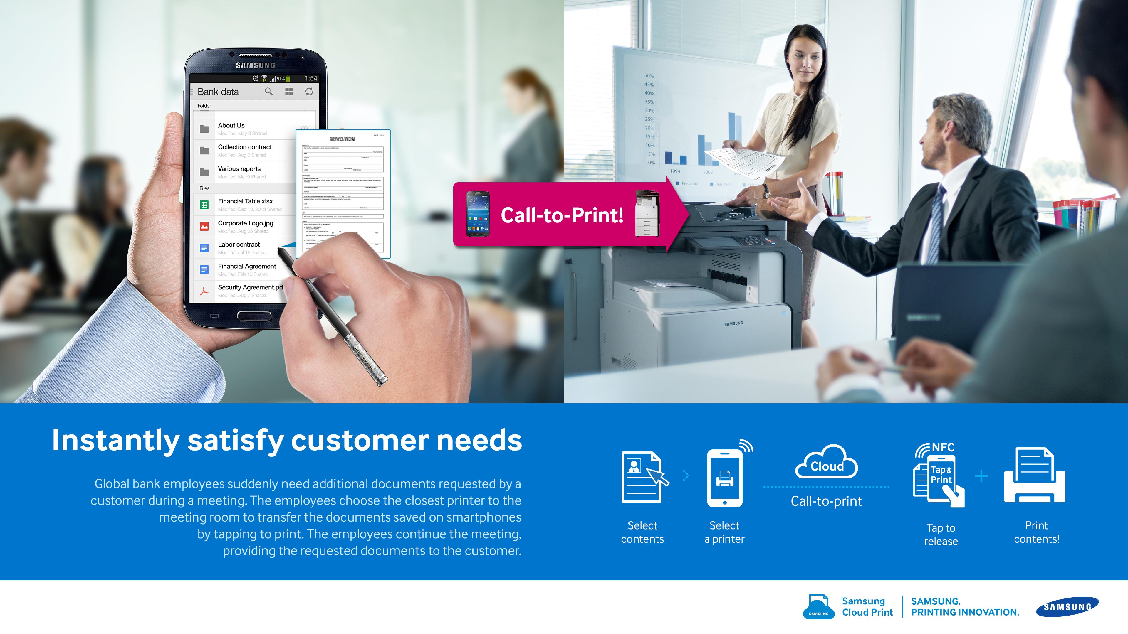 Samsung Cloud Print