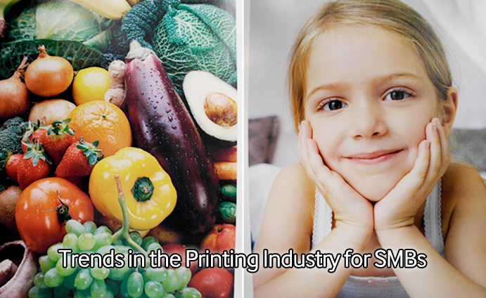 Trends in the Printing Industry for SMBs