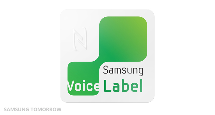 The Voice Label