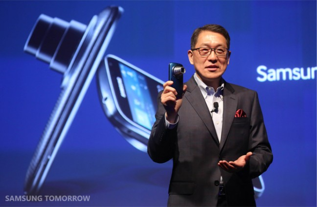 Sun Hong Lim, Senior Vice President, Mobile Communications Business, Samsung Electronics