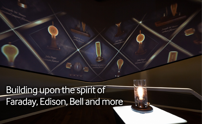 Building-upon-the-spirit-of-Faraday,-Edison,-Bell-and-more