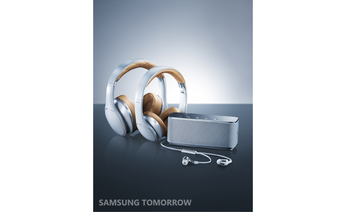 Samsung Level Series White