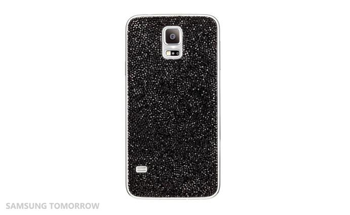 Galaxy S5 Swarovski Cover