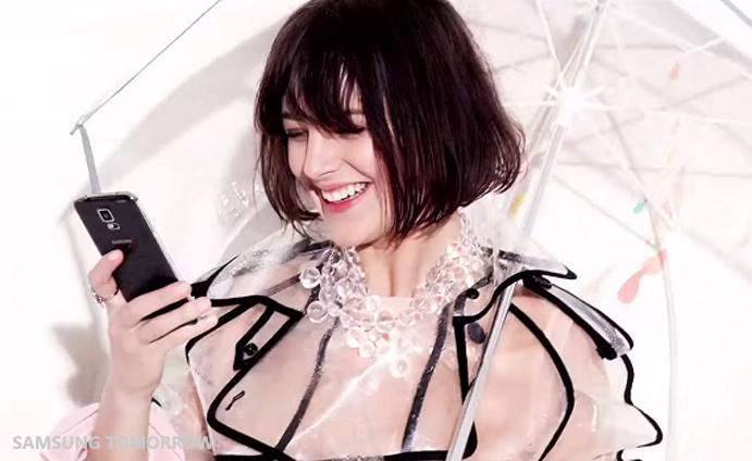 [Eliza Cummings, World Promising Fashion model]