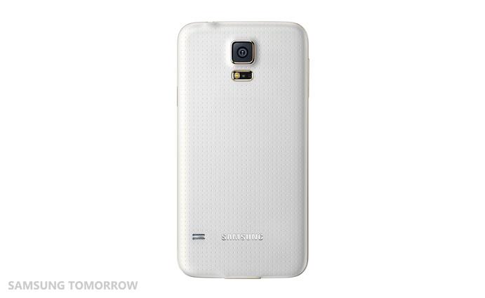 Galaxy S5 Broadband LTE-A White (Back)