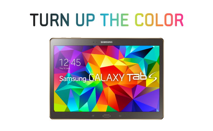 Galaxy Tab S- All in 1 image
