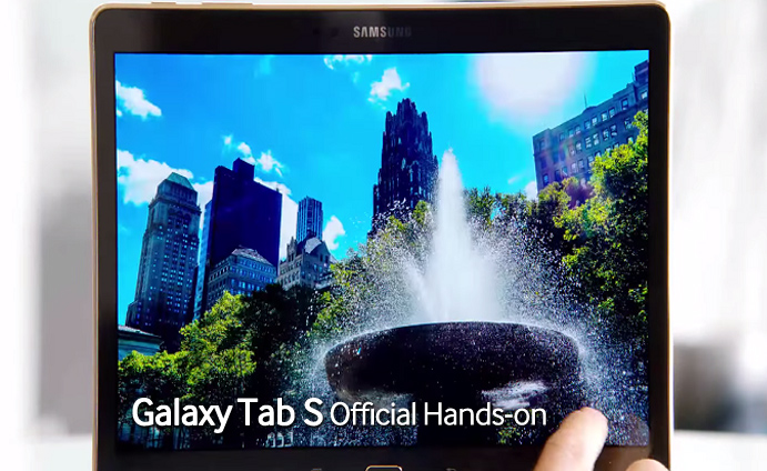 Galaxy-Tab-S-Official-Hands-on