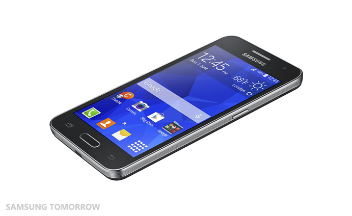 Galaxy Core 2_Black