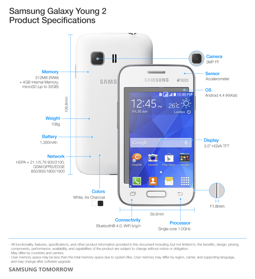 Samsung-Galaxy-Young-2-Product-Specifications