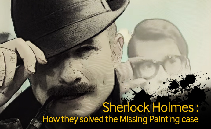 Sherlock Holmes: How they solved the Missing Printing Case