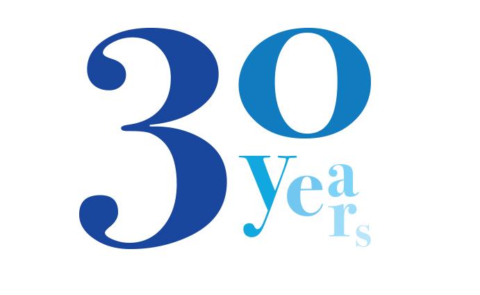 30 Years Wiser