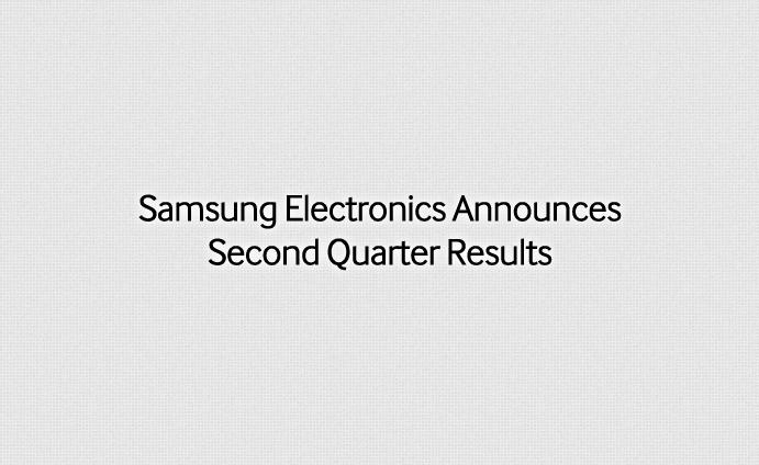 Samsung-Electronics-Announces-Second-Quarter-Results