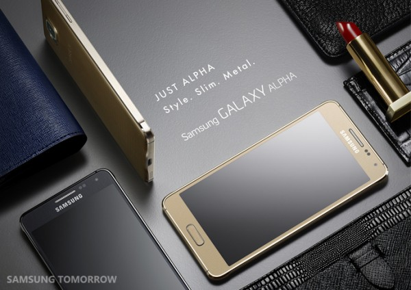 GALAXY ALPHA_KV_Gender-neutral_Gold_Black_Horizontal